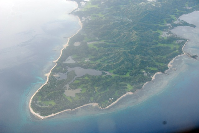 romblon in aklan aerial view